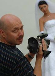 Услуги свадебного видеооператора и фотографа в Одессе