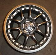 Диски Alessio Turbo HS светлый для Audi Volkswagen R16