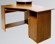 Стол угловой компьютерный,  СКУ-06,  ртв,  для дома и офисов. Надстройки