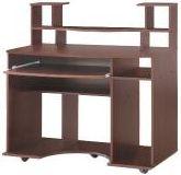 Стол компьютерный с надстройкой Комфорт-1 (Компанит)