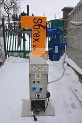 Зиговочный станок с мотором Sorex CWM 50/200