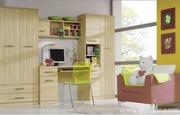 Детская спальня для девочки Инди БРВ