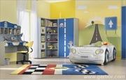 Детская спальня для мальчика Лео БРВ