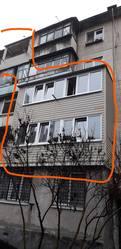 Расширение балконов в Одессе,  ремонт лоджий