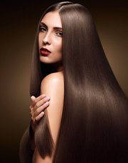 Итальянская косметика за уходом волос и Napura