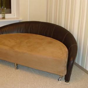 Продам круглый диван.