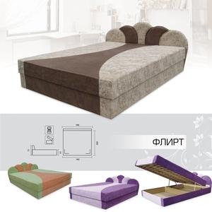 Кровать Флирт 160 (Вика)