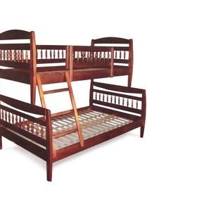 Кровать духярусная Комби (тис)