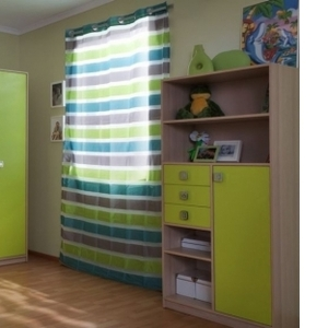 Стенка в комнату девочки-подростка БРВ Тренди