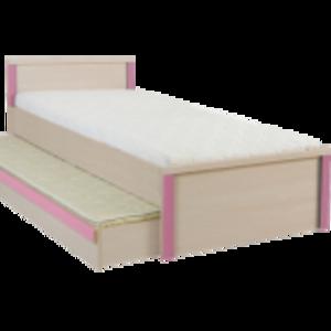 Кровать для двоих детей выдвижная БРВ Капс