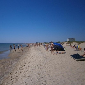 Затока - Отдых у моря,  курорт. В мае 100 грн с человека Каролино-Бугаз