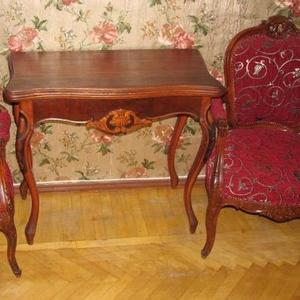 Продам стол ломберный 19 век