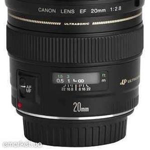 Объектив Canon 20 f/2.8 USM