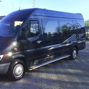 Заказ микроавтобуса на свадьбу .Пассажирские перевозки