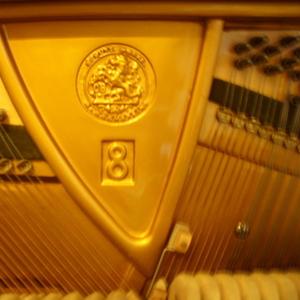 Продам концертное пианино С.Becshtein 1943
