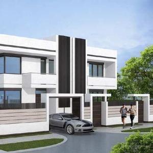 Таунхаус - элитное жилье по цене квартиры