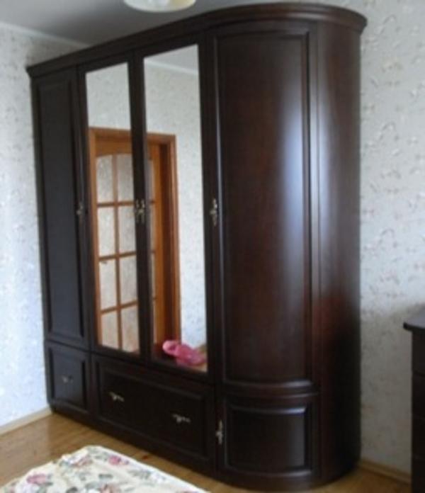 Шкафы платяные для спальни 3