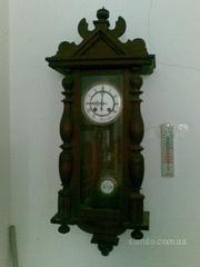 Продам часы настенные фирмы Gustav Becker