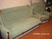 Продам диван и два кресла бу в хорошем состоянии.