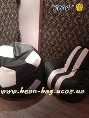 Кресло мешок Одесса. Бескаркасная мебель № 1 в Украине. Bean Bag.