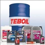 Внимание Акция! Автомасла Teboil на 20% дешевле!