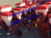 СУПН-8 сеялка универсальная для кукурузы,  подсолнечника и др. пропашны